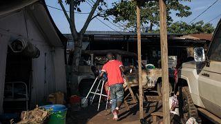 RDC  : Beni compte et soigne ses blessés