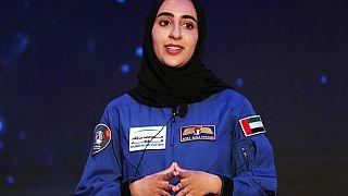 Emiratos Árabes Unidos prepara a su primera mujer astronauta árabe Nora Al Matrooshi