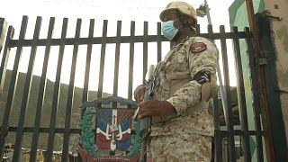República Dominicana cerró su frontera con Haití