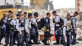 Miami, sospese le ricerche tra le macerie del palazzo crollato