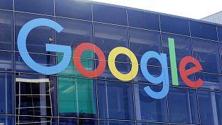 Il quartier genrale di Google a Mountain View in California
