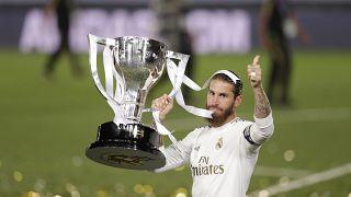 مدافع ريال مدريد سابقا سيرجيو راموس