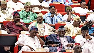 Nigerian lawmakers approve $2.4 bn funds for security, Covid vaccines
