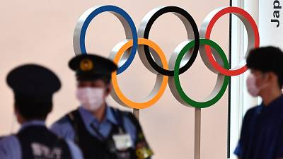 Fans banned from Olympic Games venues in Tokyo