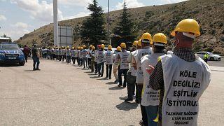 Somalı madenciler