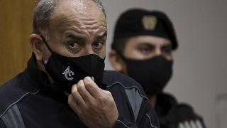 Ángel Cabrera, condenado a dos años de prisión por violencia de género