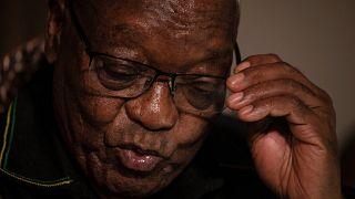 Afrique du Sud : l'incarcération de Jacob Zuma divise