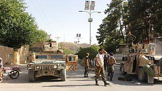 Afganistan'ın  Bagdis eyaleti