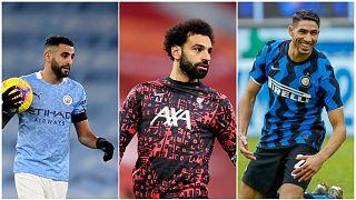 لاعبون عرب ينشطون في أندية أوروبية