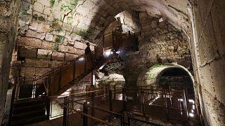مکان جدید باستانی معرفی شده در اورشلیم