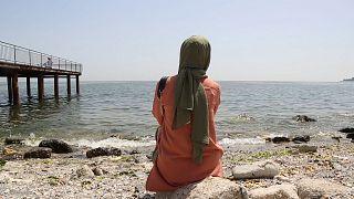 Türkiye'den sığınmak için gittiği Yunanistan'da çıplak aranan ve geri gönderilen E.K.