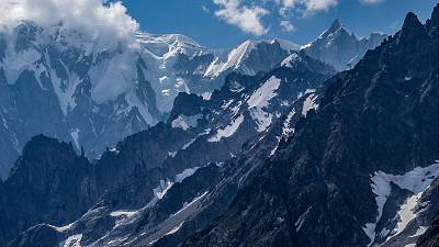 The Alps are among the most expensive mountains ranges to climb in the world.