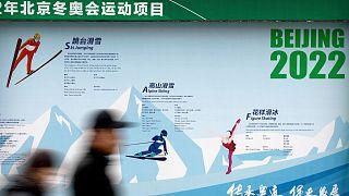 بازیهای المپیک زمستانی ۲۰۲۲ پکن