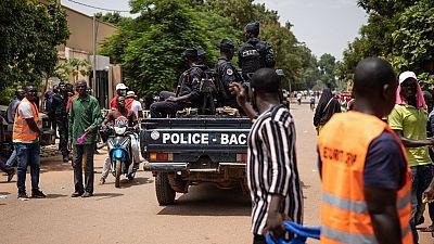 Burkina Faso : quelque 900 caméras de vidéosurveillance contre l'insécurité