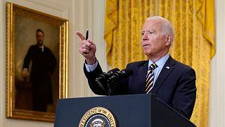 جو بایدن، رئیس جمهوری آمریکا
