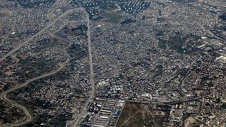 منظر عام لمدينة كابول عاصمة أفغانستان. 07/07/2021