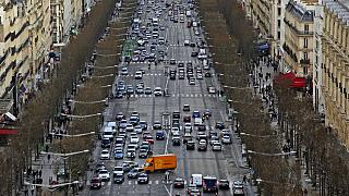 Όριο ταχύτητας 30 χλμ/ώρα στο Παρίσι