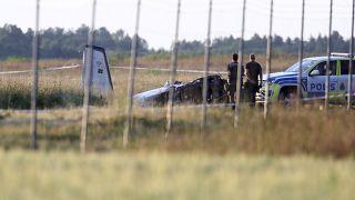 قتلى في تحطم طائرة صغيرة في السويد