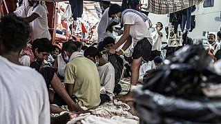 Les 572 réfugiés de l'Ocean Viking autorisés à accoster en Sicile