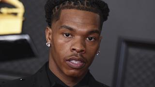 US rapper Lil Baby is in Paris for fashion week - but has been detained for allegedly transporting drugs