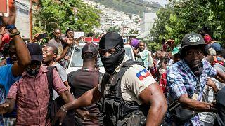 Haiti : des militaires colombiens arrêtés après l'assassinat du Président