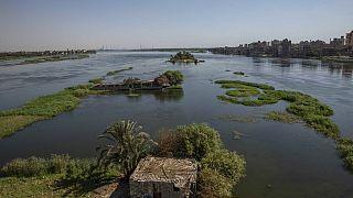 A Nílus jelenti a termékenységet több ország számára