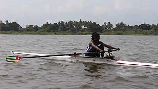 Togo's Claire Ayivon ready to row her boat to glory at Tokyo
