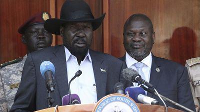 South Sudan's Salva Kiir vows no return to war in independence speech