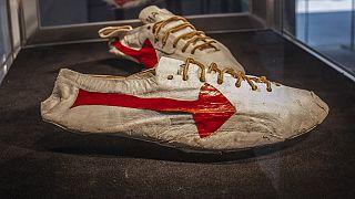 Harry Jerome'a ait ayakkabılar