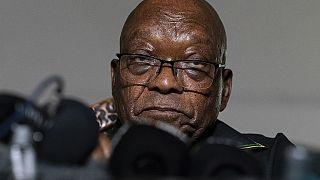 Afrique du Sud : l'appel de Jacob Zuma rejeté