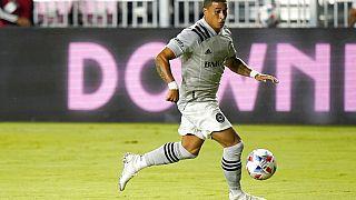 Erik Hurtado több csapatban is megfordult az MLS-ben