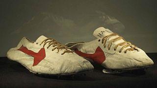 Las zapatillas del cofundador de Nike que saldrán a subasta