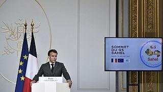 """La France commencera à fermer des bases dans le nord du Mali au """"second semestre de l'année 2021"""", a annoncé Emmanuel Macron"""