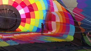 مهرجان البالون الأوروبي في إسبانيا