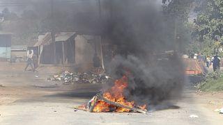 Eswatini : les proches des victimes de la contestation réconfortés