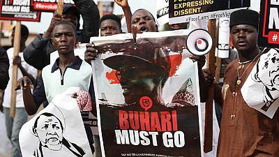 Nigeria : cinq jeunes arrêtés pour le port d'un tee-shirt anti-Buhari