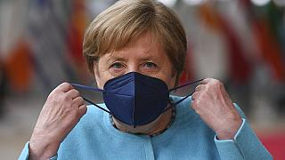 Angela Merkel, 2021 júliusa