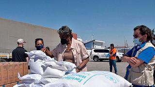 کمک های فرامرزی به سوریه