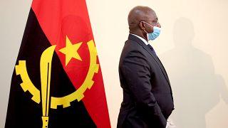 Téte António, Ministro das Relações Exteriores de Angola