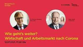Debatte zur Arbeitsmarktpolitik in Deutschland