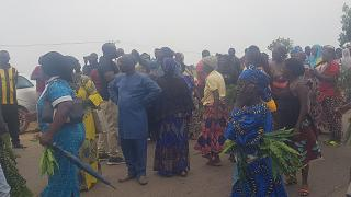 Nigeria: Baptist community consoles families of 121 abducted students
