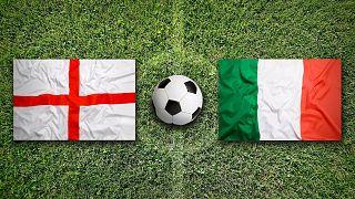 دو تیم ایتالیا و انگلیس در فینال یورو ۲۰۲۰ رو در روی یکدیگر قرار میگیرند