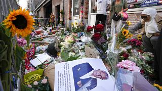 Amsterdam nach dem Anschlag auf den Kriminalreporter de Vries