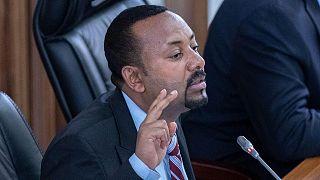 رئيس الوزراء الإثيوبي أبيي أحمد