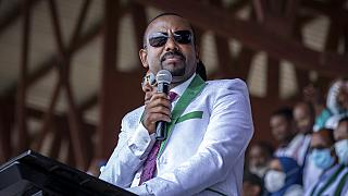 ARQUIVO - Primeiro-ministro etíope, Abiy Ahmed
