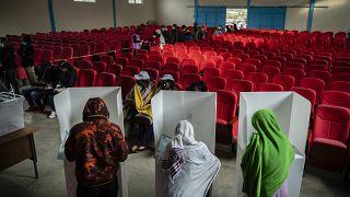 Голосование в Эфиопии