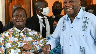 Côte d'Ivoire: Gbagbo and Bédié's politics-healing fraternal reunion