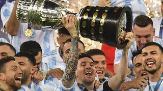 La Argentina de Lionel Messi gana la Copa América
