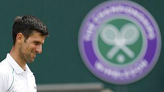 Djokovic vince a Wimbledon.