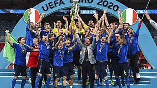 Euro 2020 final - Italy